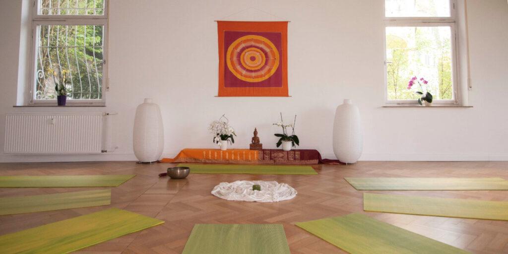 Yoga Raum Biesinger Str